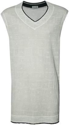 Yohji Yamamoto Loose Big Vest