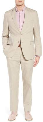 Kroon Irons AIM Classic Fit Solid Cotton Blend Suit