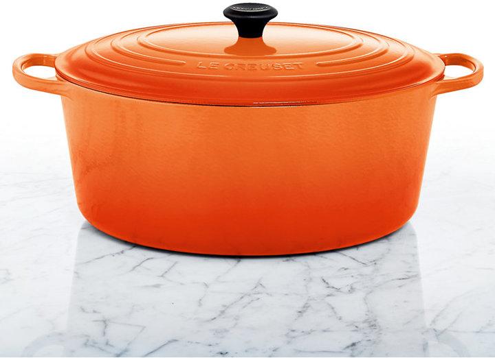 Le Creuset Enameled Cast Iron 15.5 Qt. Goose Pot
