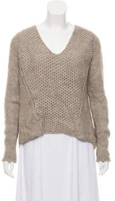 Helmut Lang High Low Hem Women s Sweaters - ShopStyle df3da84f4