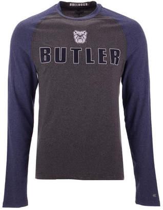 Colosseum Men Butler Bulldogs Social Skills Long Sleeve Raglan Top