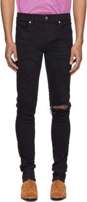 Rhude Black Rhamones Jeans