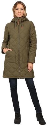 Burton Bixby Long Down Jacket $284.95 thestylecure.com