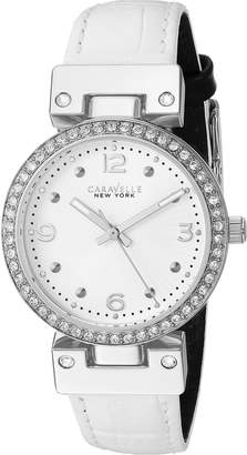 Bulova CARAVELLE NEW YORK Women's Dress 43L201 WATCH