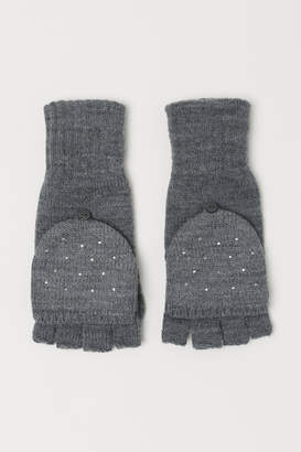 H&M Mittens/fingerless gloves