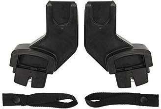 babystyle Oyster Max Lower Carseat Adaptors for Maxi Cosi Pebble, BeSafe Izi Go & Cybex Aton Carseats