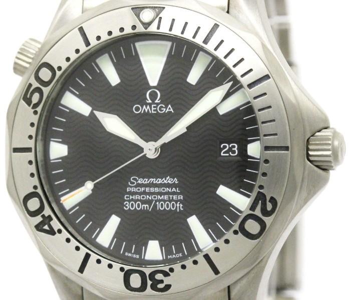 OmegaOmega Seamaster 2231.50 Titanium 41mm Mens Watch