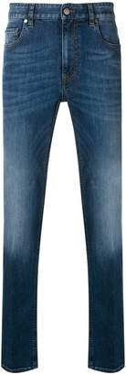 Ermenegildo Zegna slim fit faded jeans