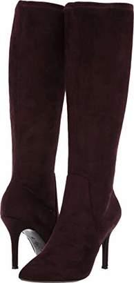 Nine West Women's FETTA Fabric Knee High Boot