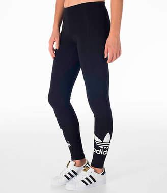 adidas Women's Originals Trefoil Leggings