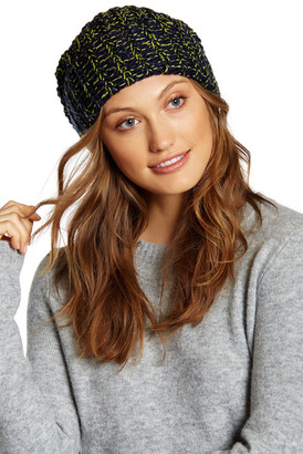 Collection XIIX Pompom Slouchy Beanie $28 thestylecure.com