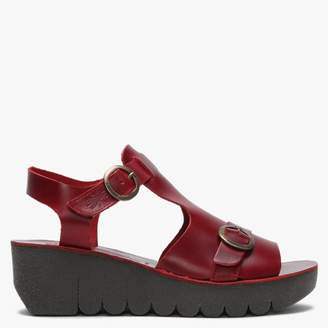 3b1efef7b3282 Fly London Red Shoes For Women - ShopStyle UK