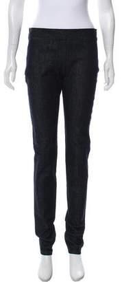 The Row Mid-Rise Straight-Leg Jeans