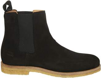 National Standard Elasticated Side Ankle Boots