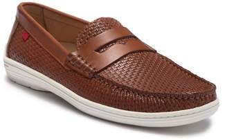 Marc Joseph New York Atlantic Weave Penny Loafer