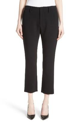 Women's Co Crop Cigarette Pants $795 thestylecure.com