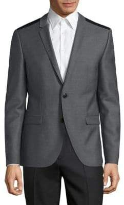 HUGO BOSS Wool Jacket