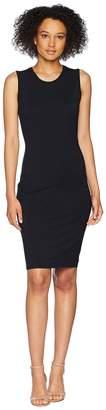 Lauren Ralph Lauren Knotted-Back Jersey Dress Women's Dress