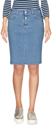 Closed Denim skirts