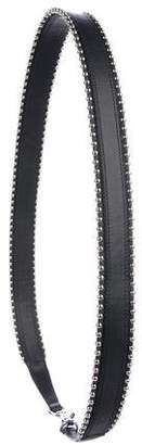 Alexander Wang Studded Leather Bag Strap w/ Tags