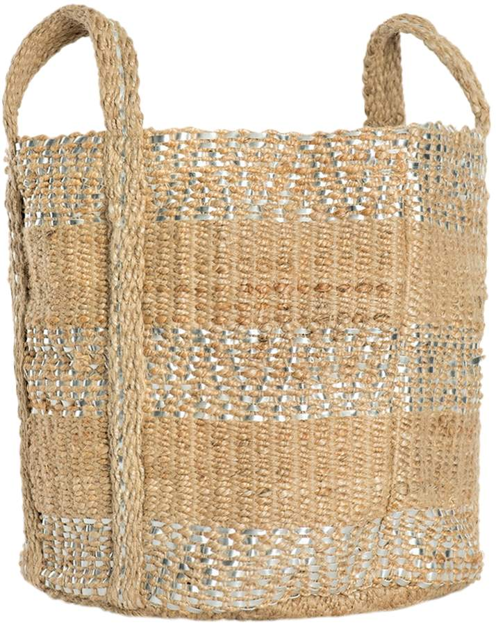 Hip Vintage 2-Toned Basket
