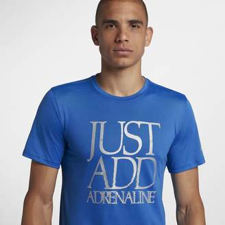 "Nike Legend ""Just Add Adrenaline"" Men's Running T-Shirt"