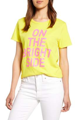 J.Crew On the Bright Side Tee