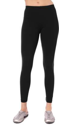 Danskin Women's Plus SizeClassic Supplex Body Fit Ankle Legging Classic