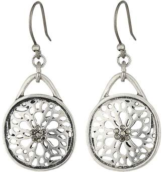 Lucky Brand Sugarplum Drop Earrings Earring