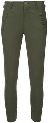 GUILD PRIME ruched skinny trousers
