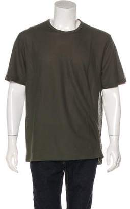 Gucci Layered Crew Neck T-Shirt