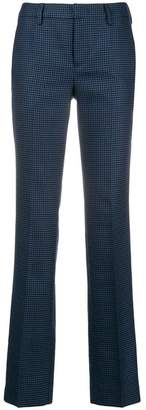 Pt01 houndstooth trousers