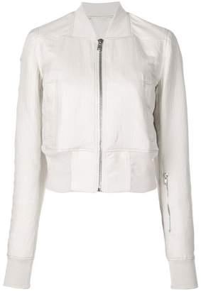 Rick Owens Ribwaist bomber jacket
