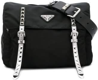 Prada studded belt bag