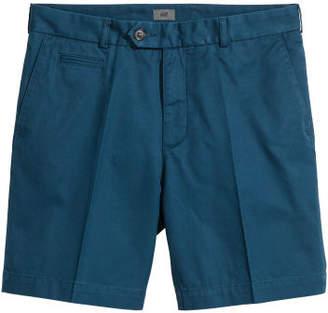 H&M Premium Cotton City Shorts - Blue