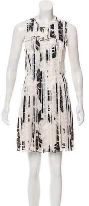 O'2nd Printed Mini Dress
