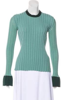 Celine Knit Long Sleeve Top