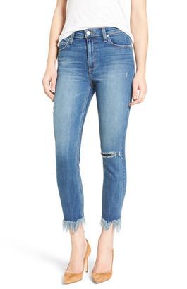 Joe's Jeans Charlie High Rise Skinny Jean $198 thestylecure.com