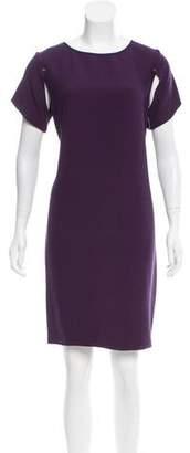 Narciso Rodriguez Silk Mini Dress