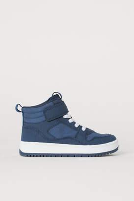 H&M High Tops - Blue