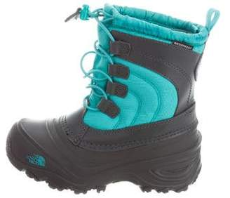 The North Face Boys' Rubber Snow Boots
