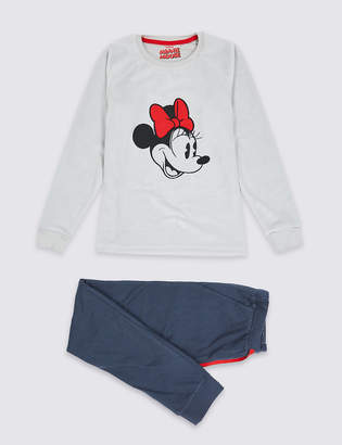 Marks and Spencer Minnie Mouse Pyjamas (1-16 Years)