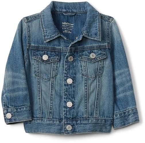 Organic Denim Jacket