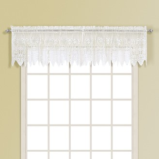 "Co United Curtain Valerie Window Valance - 52"" x 15"""