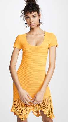 Ronny Kobo Stella Dress