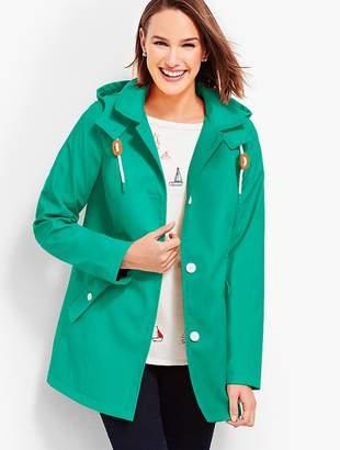 Talbots The Classic Raincoat