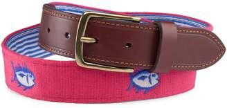 DAY Birger et Mikkelsen Southern Tide Embroidered Skipjack Belt