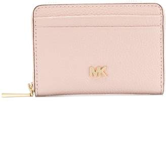MICHAEL Michael Kors zipped logo wallet