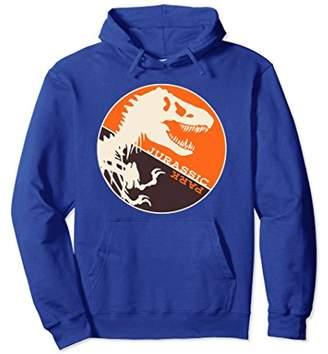 Jurassic Park Classic Dinosaur Emblem Hoodie