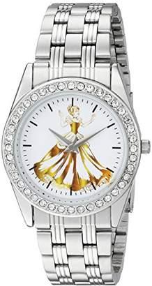 Disney Women's 'Princess Ariel' Quartz Metal and Stainless Steel Casual Watch